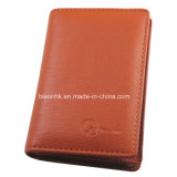 Porte-cartes de visite de couleur OEM, Porte-cartes de visite en métal