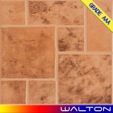 azulejo de suelo de cerámica esmaltado decorativo del material de construcción 400X400 (WT-1830)
