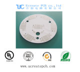 2.4mm PCB van de Kern van het Metaal van de Dikte voor leiden met Goede Kwaliteit