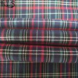 Пряжа поплина хлопка сплетенная покрасила ткань для рубашек одежд/платья Rlsc32-3 Rls32-3po
