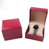 De nieuwe Vakjes van het Horloge van /Women van de Mensen van het Document van de Kunstleer van de Korrel Crocodi/Lelitchi met UVDruk