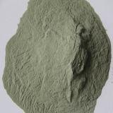 Polvo de levantamiento del carburo de silicio del verde de la pureza elevada de Foshan