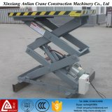 Scissor elétrico Lift Platform 5t Stationary Hydraulic Scissor Lift Table
