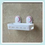 Cuvette faisante le coin d'aspiration d'étagère de mur de douche d'organisateur de crémaillère de mémoire de salle de bains