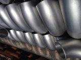 O cotovelo Sch40 do aço de carbono do RUÍDO da fonte forjou cotovelos da tubulação de aço