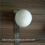 Bille organique de dessiccateur de feutre de laines d'Eco Friengly