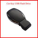 movimentação plástica do flash do USB da chave do carro de 128g USB3.0