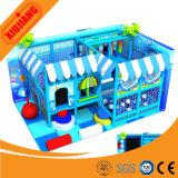 Спортивная площадка малой станции игры детей мягкой крытая пластичная