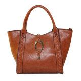 [كّ46-021] غلّة كرم نساء حقيبة يد [بو] جلد عامل متجوّل حقيبة