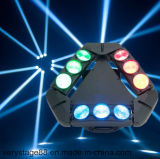 Neueste 9 Eyes Pixel RGBW 4in1 LED Spider Beam Stage Light
