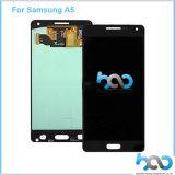 Heiße verkaufenlcd-Bildschirmanzeige für Samsung-Galaxie A5 mit Noten-Bildschirmanzeige