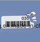 Изготовленный на заказ Destructible ярлык; Утлая бумага; Ярлык уплотнения раковины яичка