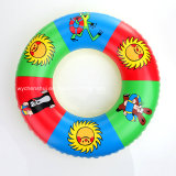 2015 ChildrenのためのMost Popular PVC Inflatable Swimming Ring