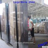 Het zilveren Glas van de Spiegel met de Verven van Italië Fenzi