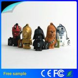 Mecanismo impulsor al por mayor del flash del USB del OEM Manufacter Star Wars