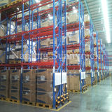 Hohes vertikales Anwendungs-Lager-Speicher-Regal-Racking