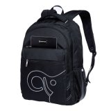 MenのためのカスタムWholesale Black Travel Business Backpack Daypack
