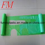 Preiswertes buntes WEGWERFPET Plastikschutzblech auf Rolle