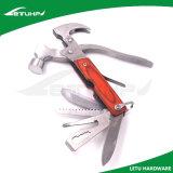 Martillo multi de la herramienta de la función de la maneta de la secoya con el tirador de clavo