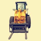 セリウムの公認の中国人5tonの前部車輪のローダー(W156)