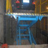 Hydraulisch Scissor Auto-Aufzug für Keller mit Cer