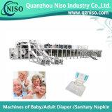 Machine adulte efficace élevée de couche-culotte avec du ce (CNK300-SV)