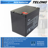 12V 75ah Sealed Solar Power Battery Lead Acid Battery
