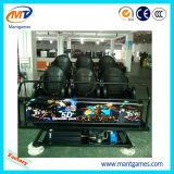 Dubbele van de Luxe van Meer van de Stoelen van de Zetels 5D van de Bioskoop van de Simulator 4/6/8/9/12 Fabriek van Guangzhou Mantong