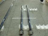 Tube parabolique d'amortisseur de collecteur pour le CPC