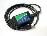 Scanner OBD2 de l'orme 327 1.4 USB/diagnose véhicule d'Obdii