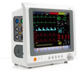 Multi-Parameter Patient Monitor con CE Approved