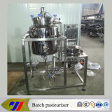 50L Electric Supply Breakfast Milk Batch Pasteurizer
