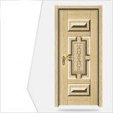 Conceptions modernes de porte intérieure de PVC