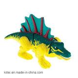 Het Plastic Cijfer van de Dinosaurus van pvc van Hotsale voor Halloween
