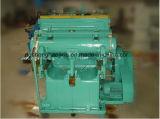 両面の付着力の型抜き機械、折り目が付く機械、承認されるセリウム
