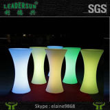 Tabella di tè della mobilia del LED