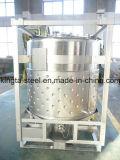 De Opslag Tank&Container van het roestvrij staal