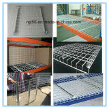 Fábrica Price Durable Wire Mesh Decking com Flared Channel
