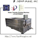 Máquina de transferencia de inmersión hidrográfica del &Water de la máquina de la imagen los 3m de la longitud de la certificación líquida del CE para los artefactos grandes