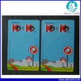 Cmyk Printed RFID Cards com Hico Magnetic Stripe