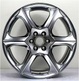 Rueda de la aleación para el coche bordes de 20 pulgadas para la rueda de la aleación el competir con de coche de SUV