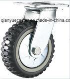 Roulette transparente d'unité centrale de pivot superbe résistant de qualité