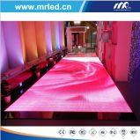 P5.33mmのアルミニウムダイカストで形造るレンタル(576*576)屋内段階のLED表示パネルスクリーン