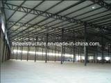 Helle Stahlkonstruktion-vorfabriziertwerkstätten mit Cer-Bescheinigung
