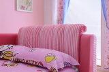 침대 E6013가 침대 룸 아이들 가구 고정되는 직물에 의하여 농담을 한다