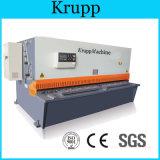 Машинное оборудование вырезывания CNC QC12k для стального листа