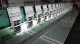マルチヘッド9本の針が付いている平らな刺繍機械