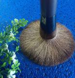 Balais cosmétiques professionnels de renivellement de cheveu de Weasel de balai d'artiste de renivellement