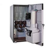 Caliente populares automática de café y jugo de la máquina expendedora en la Oficina