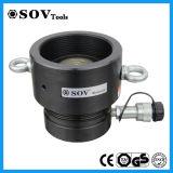 Lange Anfall-einzelne verantwortliche Gegenmutter-Hydrozylinder (SOV-CLL Serien)